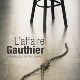 L'affaire Gauthier au salon du livre d'Aumale le 12 octobre